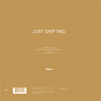 Just Drifting, Cover, Back